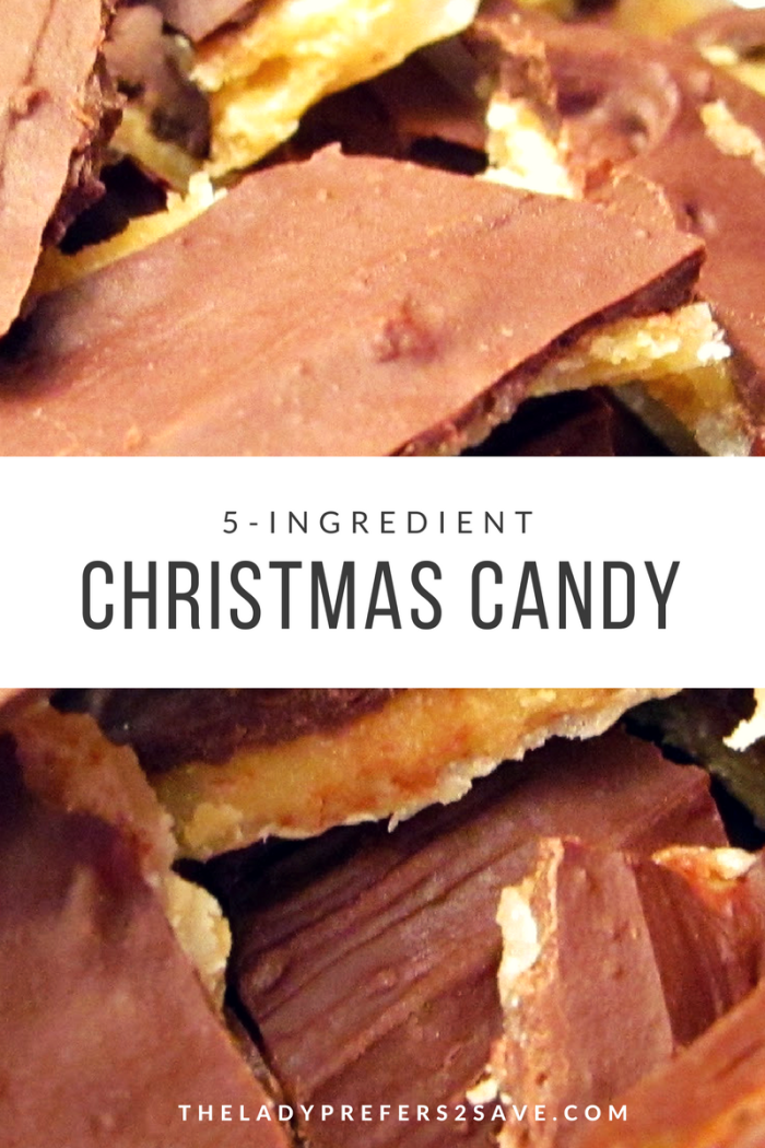 christmas cracker candy