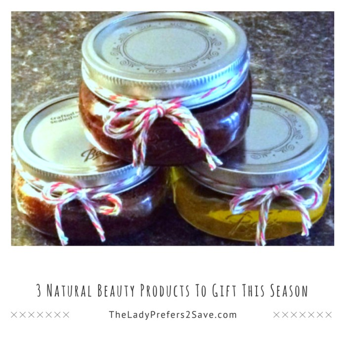 3 Natural Beauty Products To Gift This Season