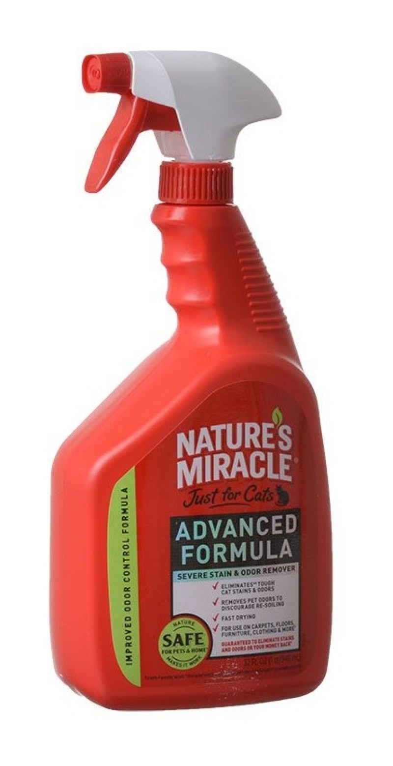 Why I M Loving Nature S Miracle Enzyme Cleaner At Home
