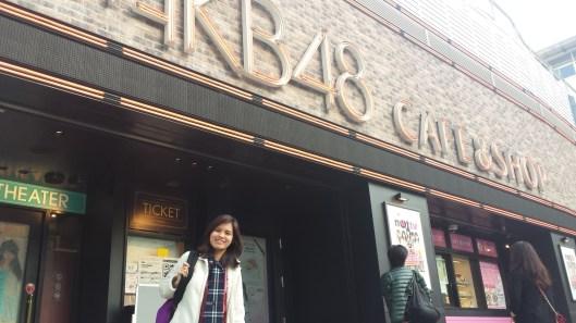 AKB48. AKB48 everywhere.