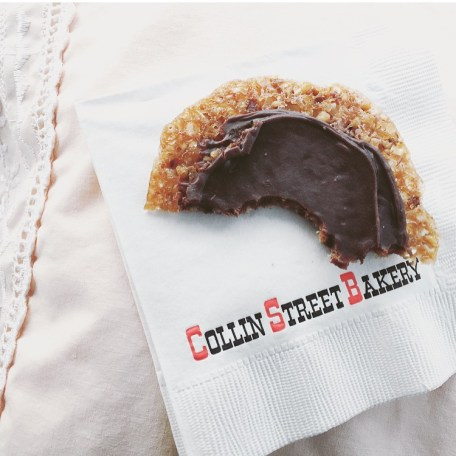 Chocolate Covered Praline