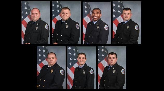 Lexington County Fire Service announces promotions