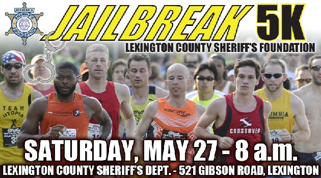 Jailbreak 5K Run & Walk May 27