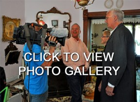 photo gallery - John McGivern visit
