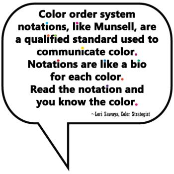 color notation-bios