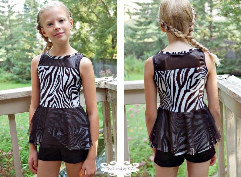 zebra-peplum-shirt