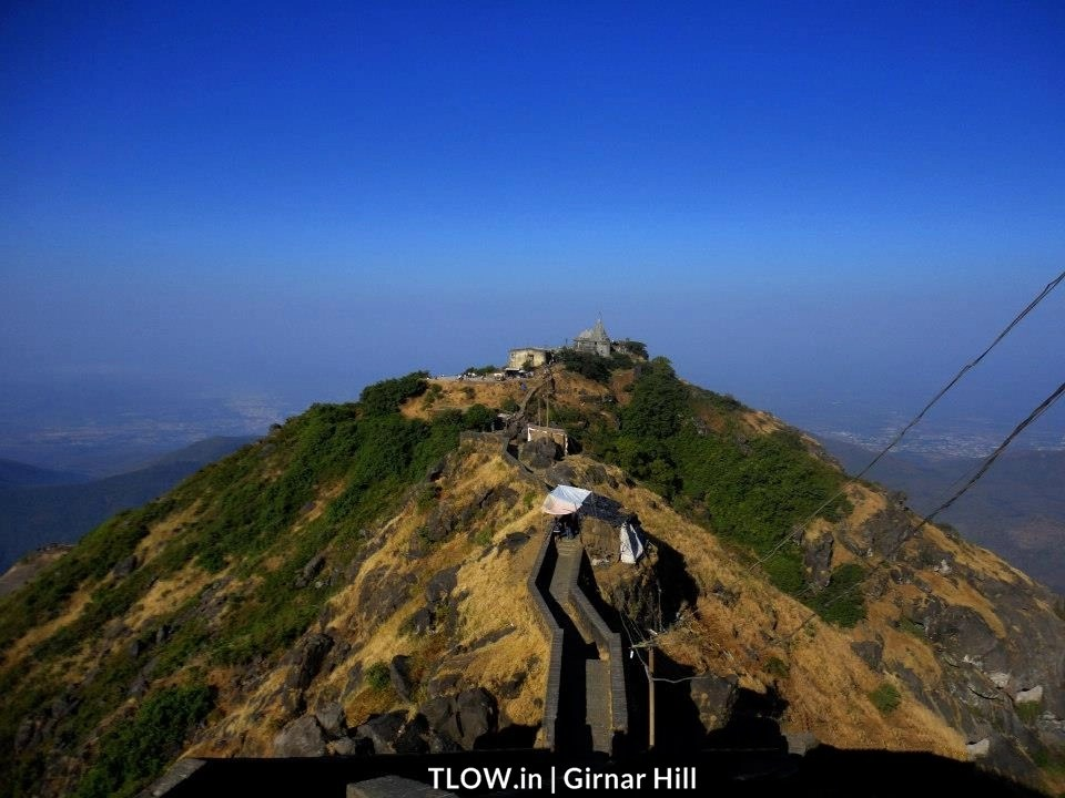 10,000 steps to Redemption: Girnar Hill, Gujarat