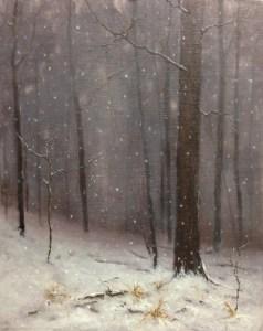 Winter Woods Deborah Paris