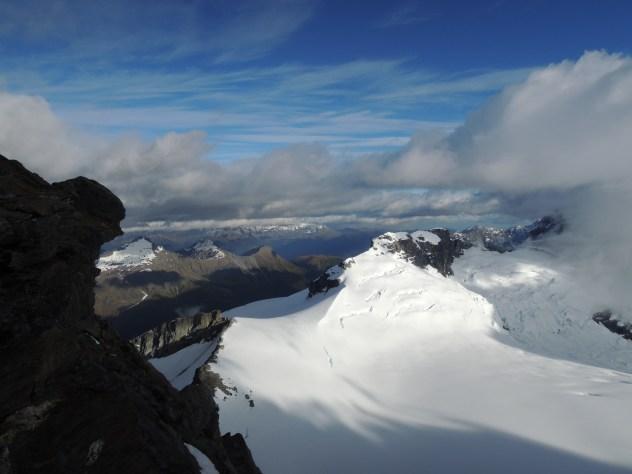 The Buttress - Mt Aspiring