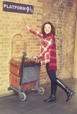 Take me to Hogwarts
