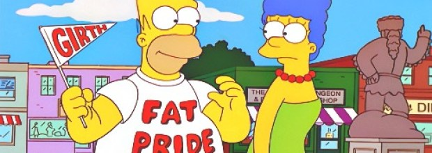 Simpsons Accused of Stereotyping Fat, Dumb People