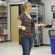 Seniors Audition To Take On The Role Of Variety Show Host
