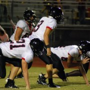 Varsity Football: Cowboys Come From Behind To Beat Coconut Creek