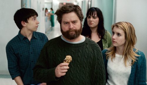 Review: It's Kind Of A Funny Story