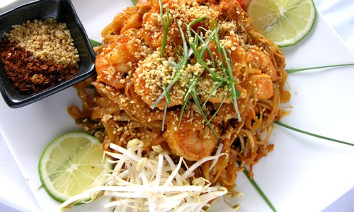Review: Thai Thai Restaurant