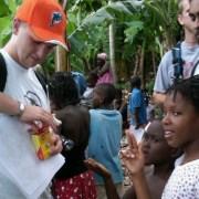 CCHS Student Nick Mashburn Brings Hope To Haiti