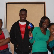 Haitian Students Look Back One Year After Earthquake
