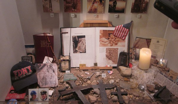 Heroes Remembered: Ground Zero Museum Is A Moving Experience