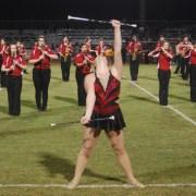 The Twirl Girl: Senior Ashley Bishop Takes Baton Twirling To A New Level