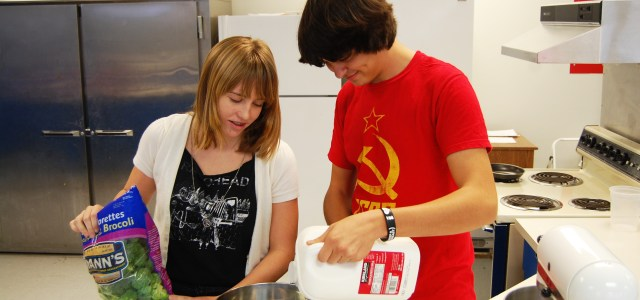 Students Cook Up New Club
