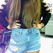 Fashion Forward: High-waisted Shorts