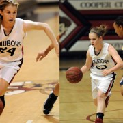 "Girl's Varsity Basketball: Freshman ""Dynamic Duo"" Bring New Talent To Team"
