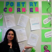 Mrs. Jenkins Uses Poetry To Inspire Students In And Out Of The Classroom