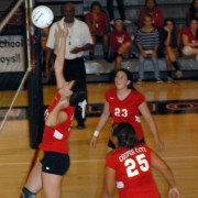 Girl's Varsity Volleyball: Cowboys v. McArthur