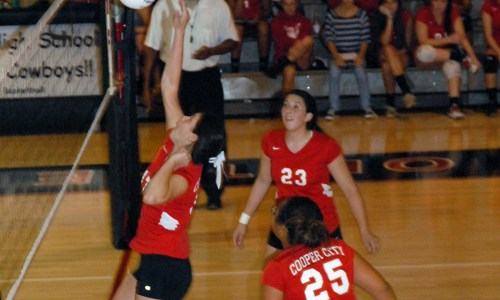 Girl's Varsity Volleyball: Cowboys v. McArthur