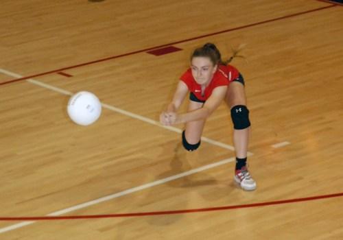 Girl's Varsity Volleyball: Cowboys v. Cypress Bay