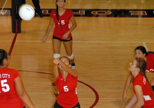 Girl's Varsity Volleyball: Cowboys v. Western Wildcats