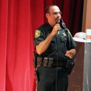 Cooper City High Welcomes New School Resource Officer