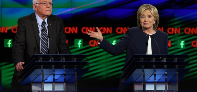 Hillary Refuses to Debate the Burns