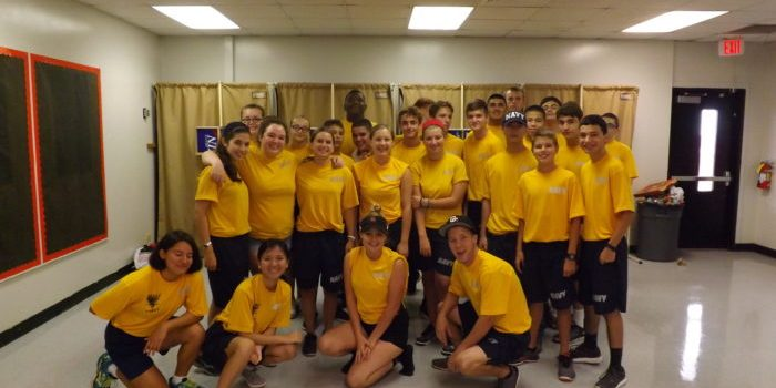 ROTC Hosts Summer Camp to Train Cadets