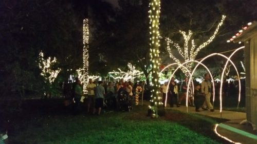 Annual 'Light Up Cooper City' Event Gets CCHS Involved