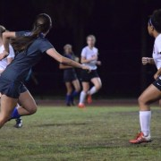 Girl's Varsity Soccer: Team Trumps Dr. Krop High School, Claiming District Title