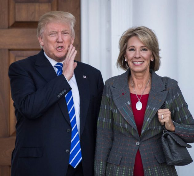 Student Reaction on Betsy DeVos Confirmation