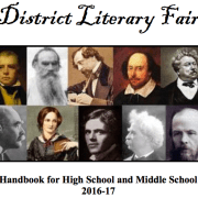 Winning Writers Advance to District Literary Fair