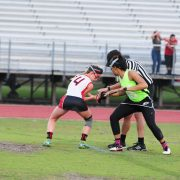 Girls Varsity Lacrosse: Lady Cowboys Lose To Spanish River High School