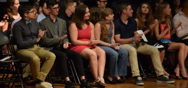 Senior awards recognizes outstanding students