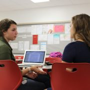 NEHS hosts college essay feedback sessions