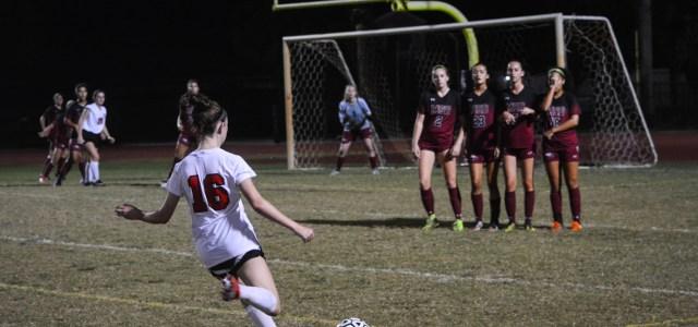 Girls varsity soccer: Cowboys dominate Nova