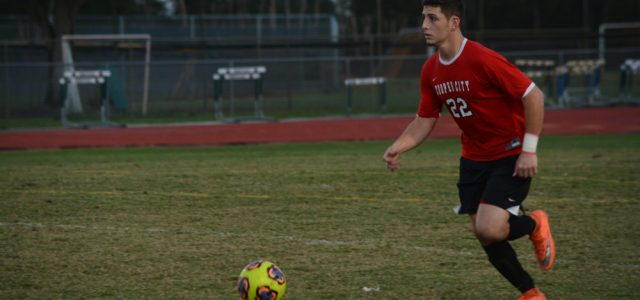 Boys varsity soccer: Cowboys take on Nova