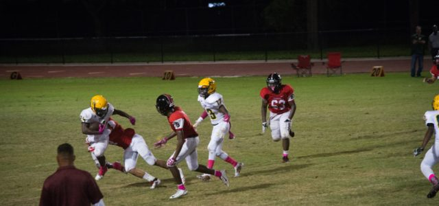 Varsity football: Cowboys take the win against McArthur