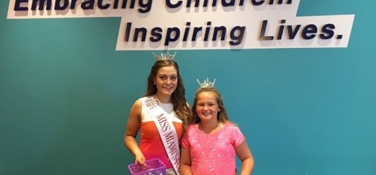 Music, pageantry and ambassadorships: Sarah Sarver is a model citizen
