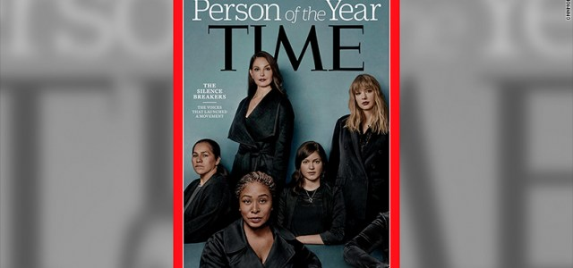TIME Person of the Year: The Silence Breakers