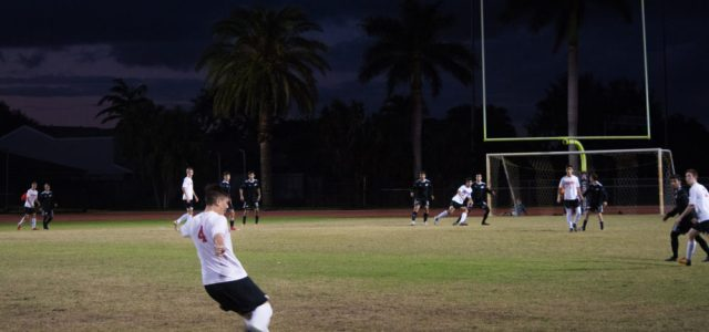 Boys varsity soccer: Cowboys face Hollywood Hills at home