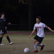 Boys Varsity Soccer: Team defeats Cypress Bay