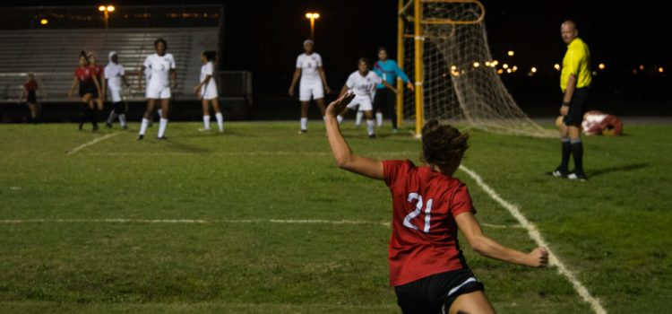 Girls varsity soccer: Lady Cowboys mercy rule Miramar Patriots 10-0 at home