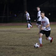 Boys Varsity Soccer: Cowboys pull off a win against Miramar despite tough conditions